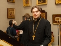 Отец Сергий. В музее ХПП «Софрино»