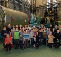 Экскурсия воскресной школы на РКК «Энергия» и в ХПП «Софрино»