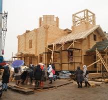 Благовещение Пресвятой Богородицы в Сергиевском храме на РКК «Энергия»