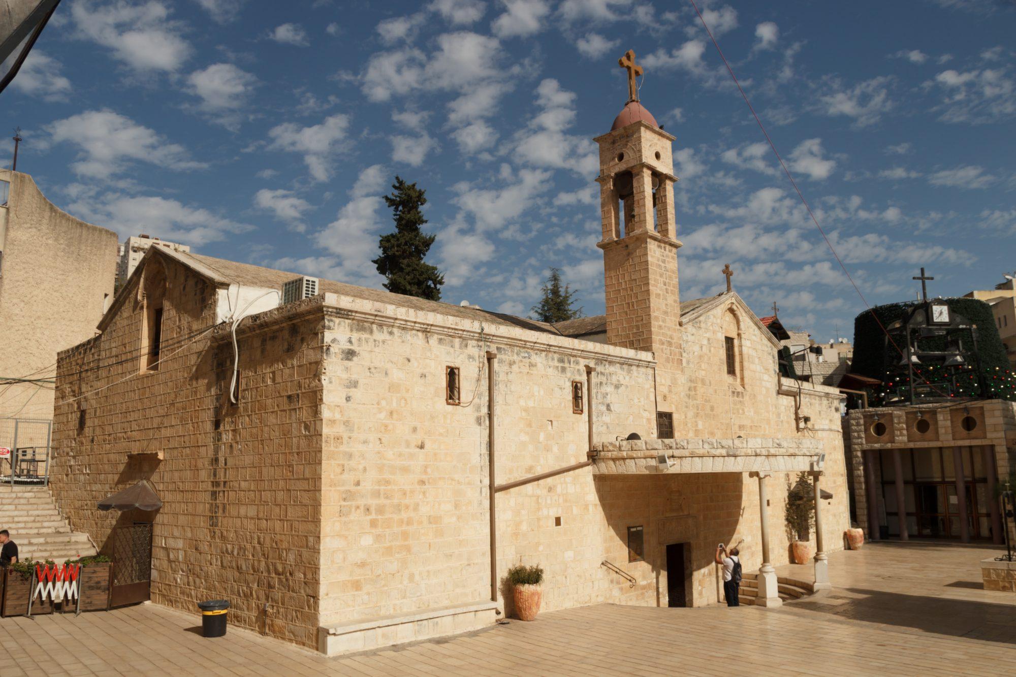 Церковь Благовещения в Назарете