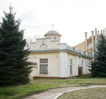 Храм преподобного Сергия и мученика Валентина на РКК «Энергия»